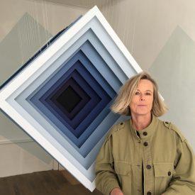 POrtrait Valérie LALLICAN Galerie le 56